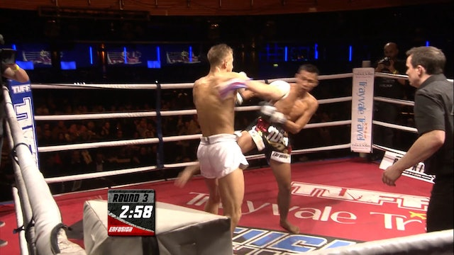Enfusion #03 James Snelling (GBR) vs Keng Superpro Samui (THA) 30.03.2013