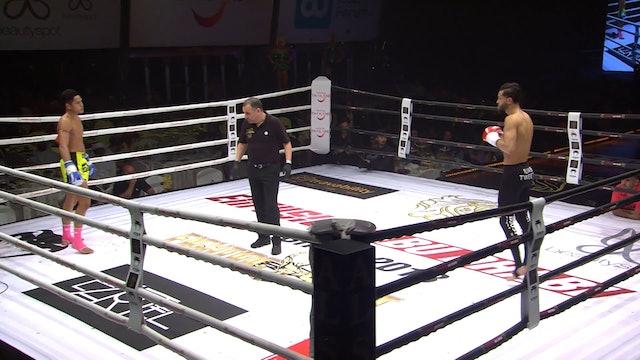 Enfusion #63 Ilias Ennahachi (MAR) vs Krobsut Fairtex (THA) 09.03.2018