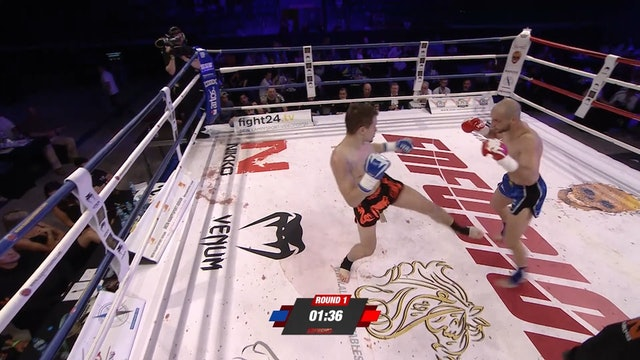 Enfusion #64  Andrej Bruhl (DEU) vs Victor Bordage (FRA) 21.04.2018