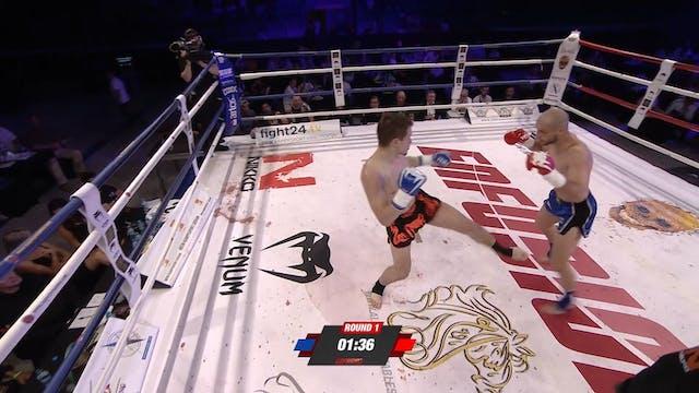 Enfusion #64  Andrej Bruhl (DEU) vs V...