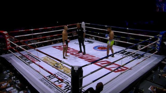 Enfusion  #41  Nordin Ben Moh (MAR) vs Serginio Kanters (NLD) 17.9.2016