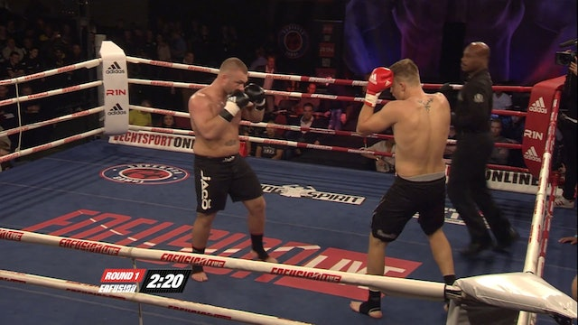 Enfusion  #10 Brian Douwes (NLD) vs Patrick Veenstra (NLD) 16.11.2013