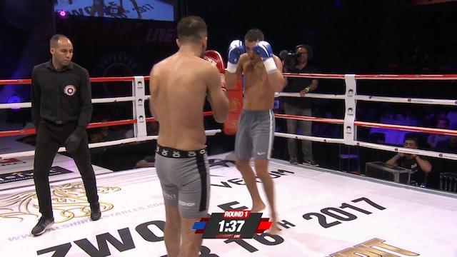 Enfusion #52 Brahim Kallah (NLD) vs Anouar Lahmaj (MAR) 16.09.2017