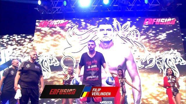 Enfusion #77  Ulric Bokeme (COG) vs F...