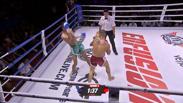 Enfusion #72  Cristofer Opazos (ESP) vs Soufian Benzerrouk (MAR) 06.10.2018