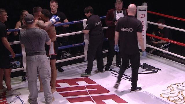 Enfusion #68  Ammari Diedrick (JAM) vs Michal Dziuda (POL) 09.06.2018