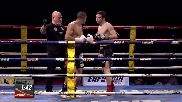 Enfusion #02 David Calvo (ESP) vs Mirko Vorkapic (SVN) 09.03.2013