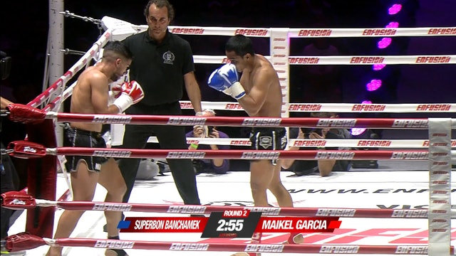 Enfusion #81 Maikel Garcia (ESP) vs Superbon Banchamek (THA) 30.03.2019