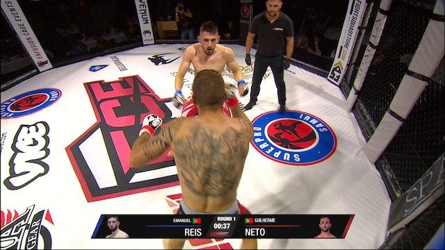 ECE #05 Emanuel Reis (PRT) vs Guilherme Neto (PRT) 09.11.2019
