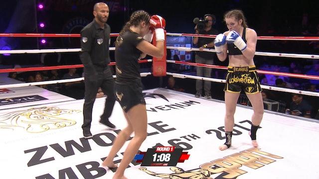 Enfusion #52 Orinta Van Der Zee (NLD) vs Niamh Kinehan (GBR) 16.09.2017