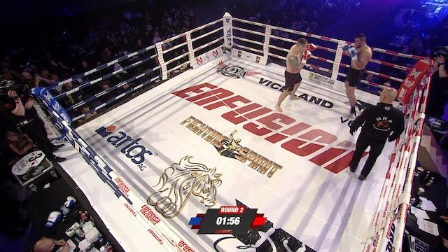 Enfusion #84 Gioannis Stoforidis (DEU) vs Andre Schmeling (DEU) 04.05.2019