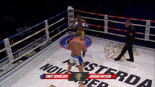Enfusion #55 Jordan Watson (GBR) vs Endy Semeleer (NLD) 11.11.2017