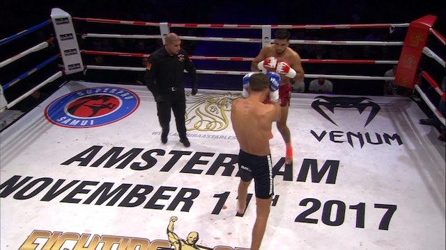 Enfusion #55 Yassin Baitar (BEL) vs Paul Jansen (NLD) 11.11.2017