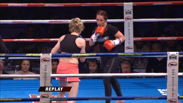 Enfusion #37 Samantha Van Doorn (NLD) vs Patrizia Gibelli (POL) 27.02.2016
