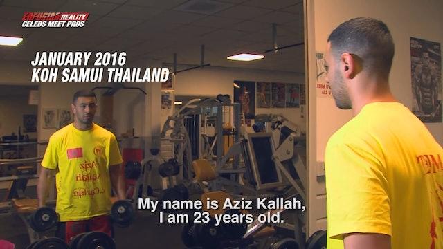 Enfusion Reality 6 Contender Aziz Kallah (Morocco)