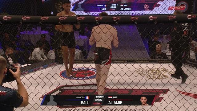 ECE Rookies #03 Francois Ball (FRA) vs Amir al Amir (IRQ) 18.09.20