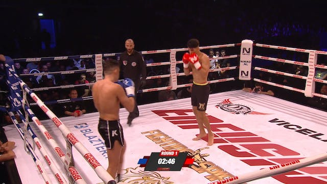 Enfusion #79  Bilal Loukili (MAR) vs ...