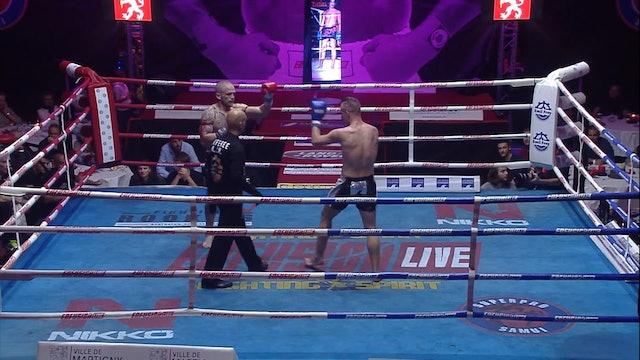 Enfusion #33  Pedro Barros (CHE) vs Andriy Unhuryan (RUS) 07.11.2015