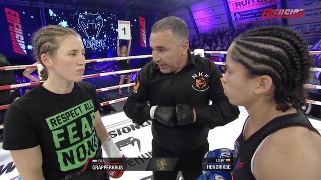 Enfusion #94 Ella Grapperhaus (NLD) vs Ilsury Hendrikse (COL) 14.12.2019