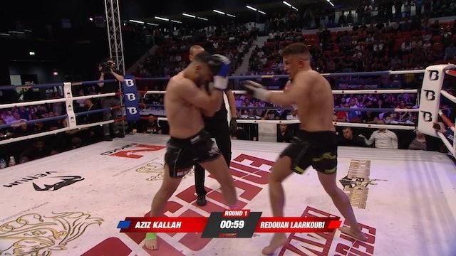 Enfusion #67 Redouan Laarkoubi (NLD) vs Aziz Kallah (MAR) 12.05.2018