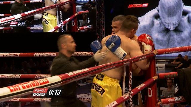 Enfusion #28 Tomas Senkyr (SVK) vs Ibrahim El Boustati (MAR) 25.04.2015