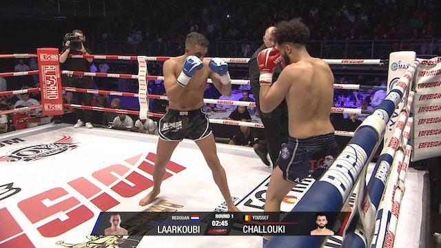 Enfusion #90  Youssef Challouki (BEL) vs Redouan Laarkoubi (NLD) 02.11.2019