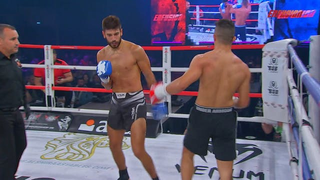 Enfusion #54 Karim Allouss (MAR) vs ...