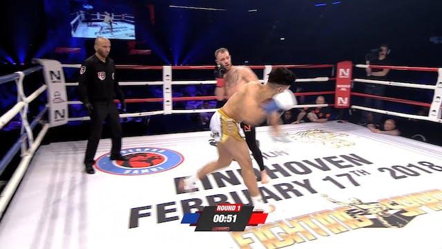 Enfusion #61 Marcel Verhaar (NLD) vs ...
