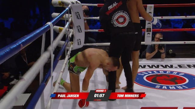 Enfusion #71  Tom Minners (DEU) vs Pa...