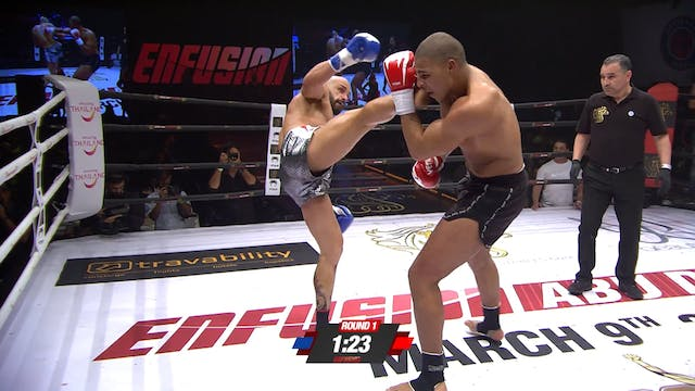 Enfusion #63 Levi Rigters (NLD) vs Br...