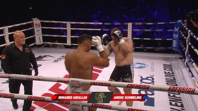 Enfusion #73  Mohamed Abdallah (DEU) vs Andre Schemling (DEU) 27.10.2018