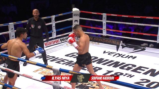 Enfusion #56 Soufiane Kaddouri (MAR) vs Ilyas Niya (MAR) 18.11.2017