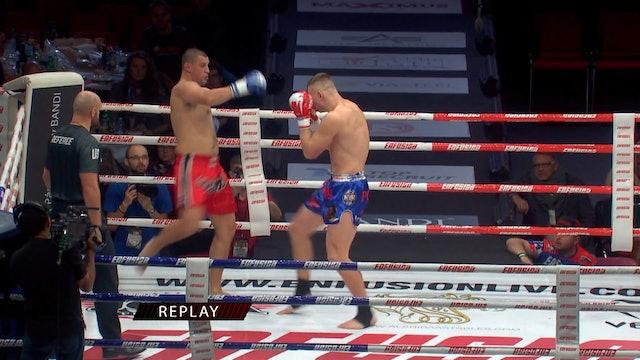 Enfusion #75  Martin Pacas (SVK) vs Yurii Chornoivanenko (GRE) 01.12.2018