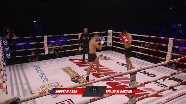 Enfusion #78 Khalid El Bakouri (MAR) vs Soufyan Assa (MAR) 23.02.2019