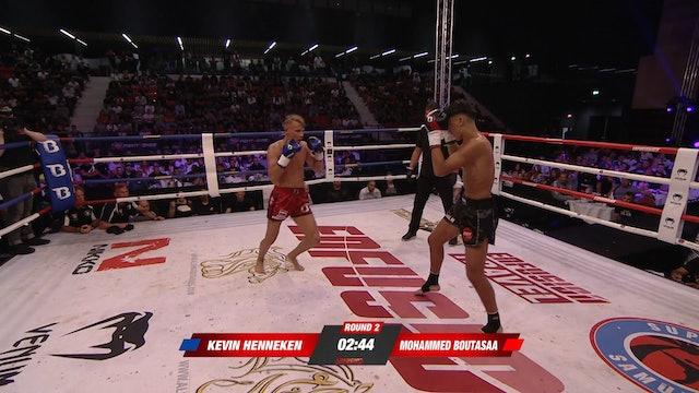 Enfusion #67 Mohammed Boutasaa (MAR) vs Kevin Henneken (NLD) 12.05.2018