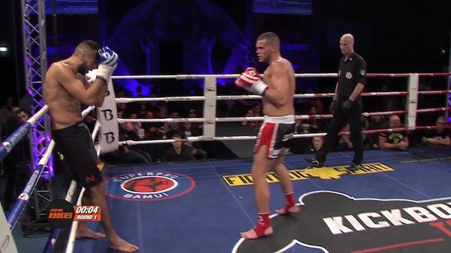 Rookies –  Ibrahim El Boustati (MAR) vs Samir Boukhidous (MAR) 28.11.2015