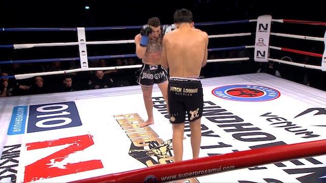 Enfusion #62 Bilal Loukili (MAR)vs M...