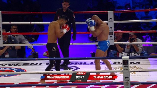 Enfusion #71 Tayfun Ozcan (TUR) vs Ardalan Sheikholeslami (IRN) 20.09.2018