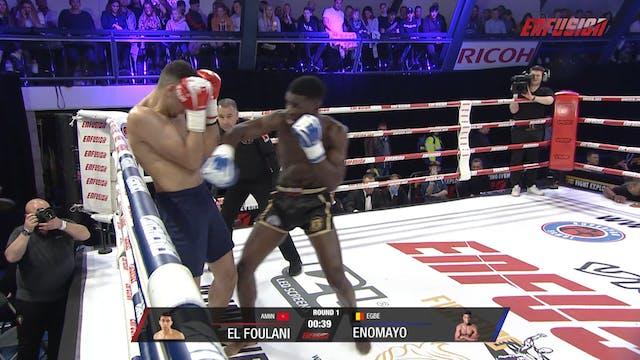 Talents #78 Amin El Foulani (MAR) vs ...