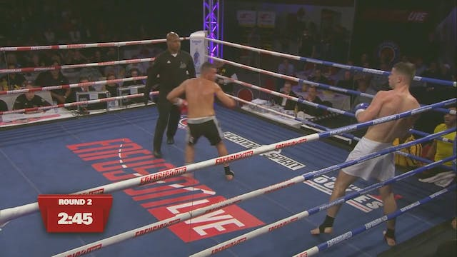 Enfusion Contracted Fighter Ibrahim E...