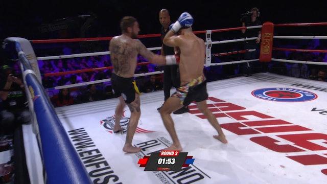 Enfusion#70  Jonay Risco (ESP) vs Nordin Ben Moh (MAR) 15.09.2018