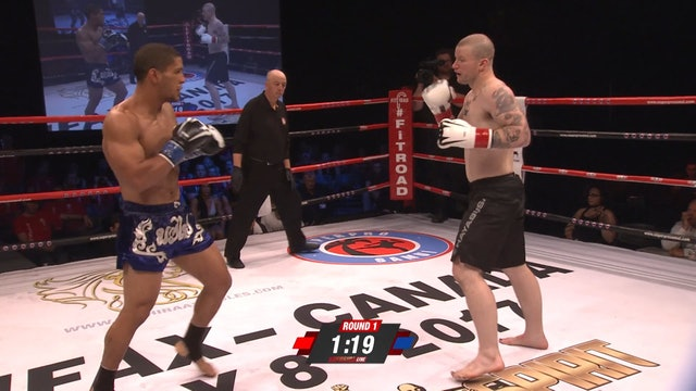 Enfusion #51 Thomas Dalziel (CDN) vsAriel Abreu (DOM) 08.07.2017