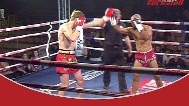 Enfusion #08 Greg Wooton (BGR) vs Pie...