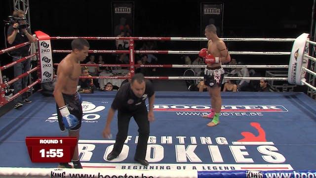 Rookies - Aziz Kallah (MAR) vs Abdel...
