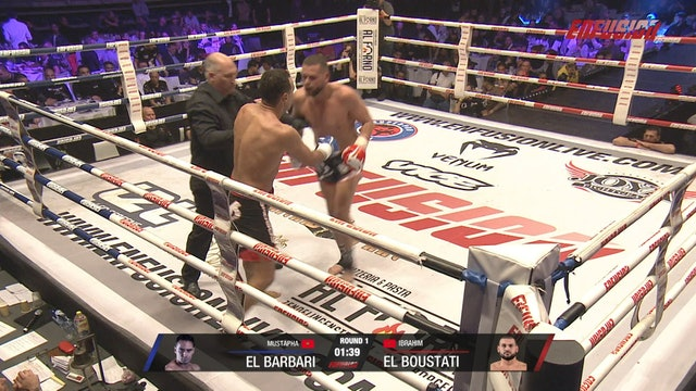 Talents #76  Ibrahim El Boustati (MAR) vs Mustapha El Barbari (MAR) 02.11.2019