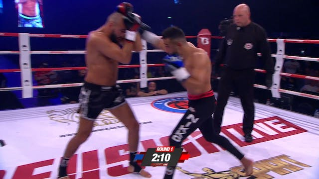 Enfusion #49 Nordin Ben Moh (MAR) vs ...