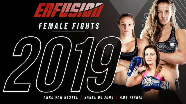 Enfusion Female Fighters from 2019