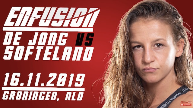 Enfusion #91 | Groningen, The Netherlands - 16.11.2019 | de Jong vs Söfteland