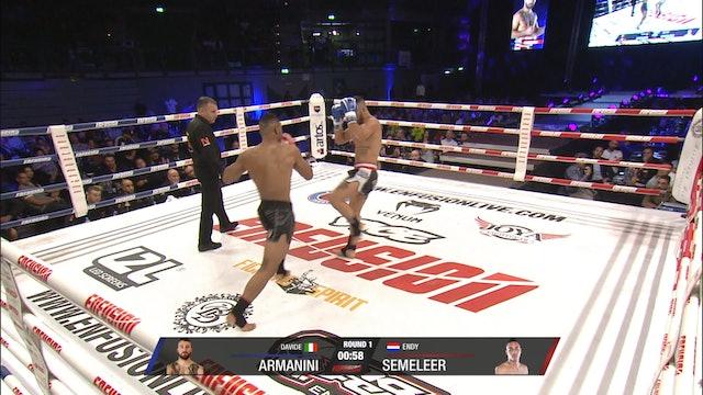 Enfusion #89   Davide Armanini (ITA) vs Endy Semeleer (NLD) 26.10.2019