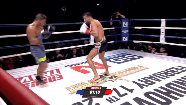 Enfusion #62 Nordin Ben Moh (MAR) vs ...